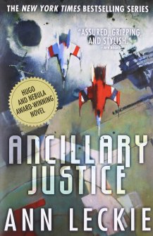 Ancilliary Justice Cover